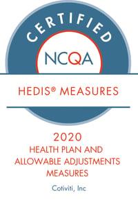HEDIS 2020 seal_Cotiviti